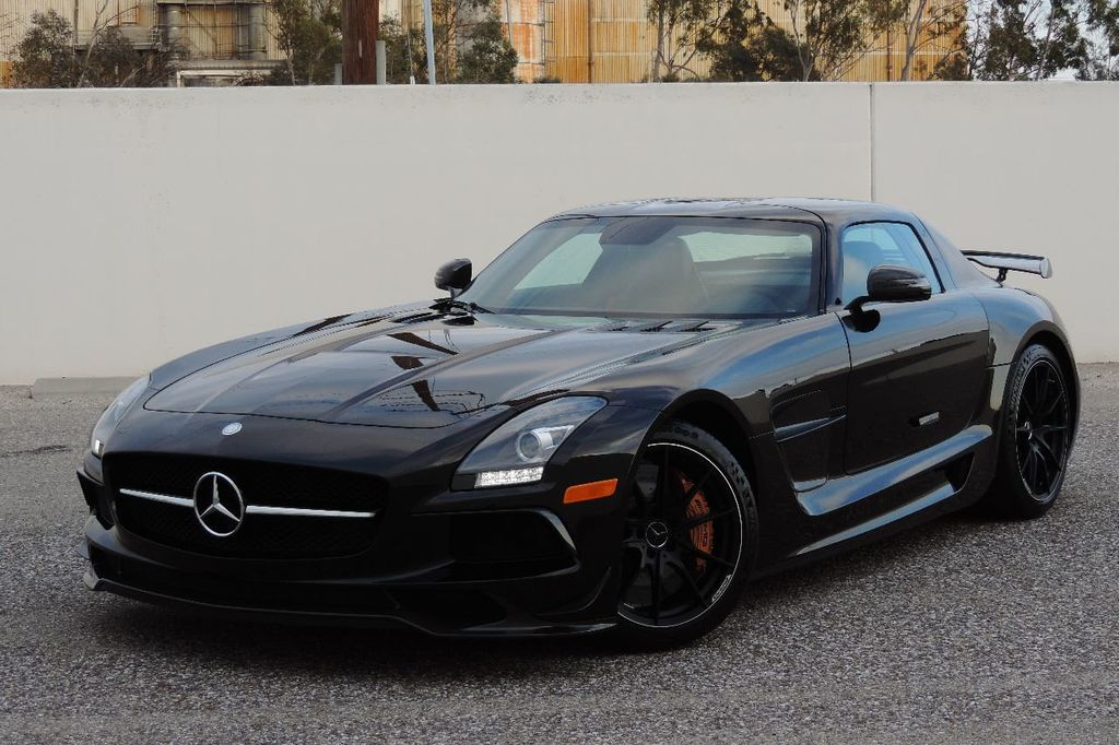 2014 Mercedes-Benz SLS AMG Black Series 2dr Coupe SLS AMG Black Series Coupe - WDDRJ7HA5EA010928 - 75
