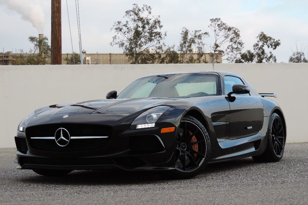 2014 Mercedes-Benz SLS AMG Black Series 2dr Coupe SLS AMG Black Series Coupe - WDDRJ7HA5EA010928 - 76