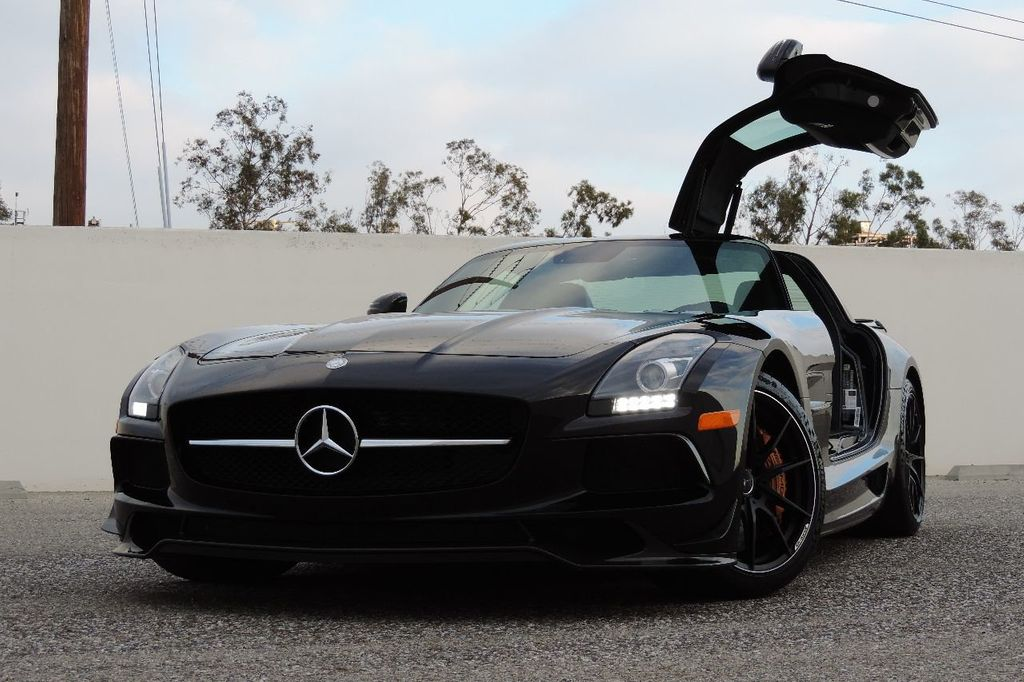 2014 Mercedes-Benz SLS AMG Black Series 2dr Coupe SLS AMG Black Series Coupe - WDDRJ7HA5EA010928 - 77