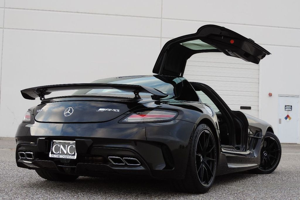 2014 Mercedes-Benz SLS AMG Black Series 2dr Coupe SLS AMG Black Series - 14641724 - 80