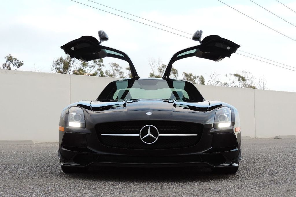 2014 Mercedes-Benz SLS AMG Black Series 2dr Coupe SLS AMG Black Series Coupe - WDDRJ7HA5EA010928 - 82