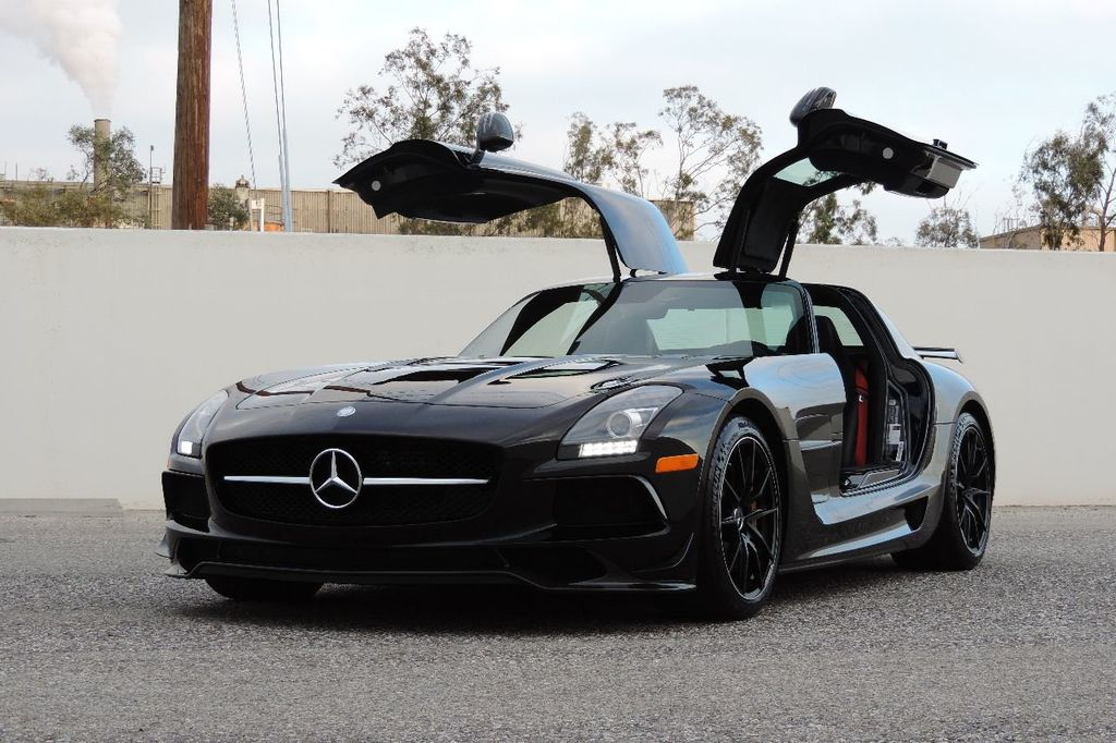 2014 Mercedes-Benz SLS AMG Black Series 2dr Coupe SLS AMG Black Series Coupe - WDDRJ7HA5EA010928 - 83