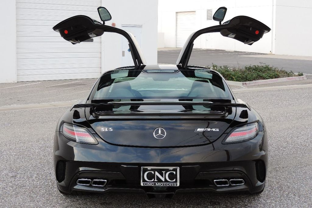 2014 Mercedes-Benz SLS AMG Black Series 2dr Coupe SLS AMG Black Series Coupe - WDDRJ7HA5EA010928 - 84