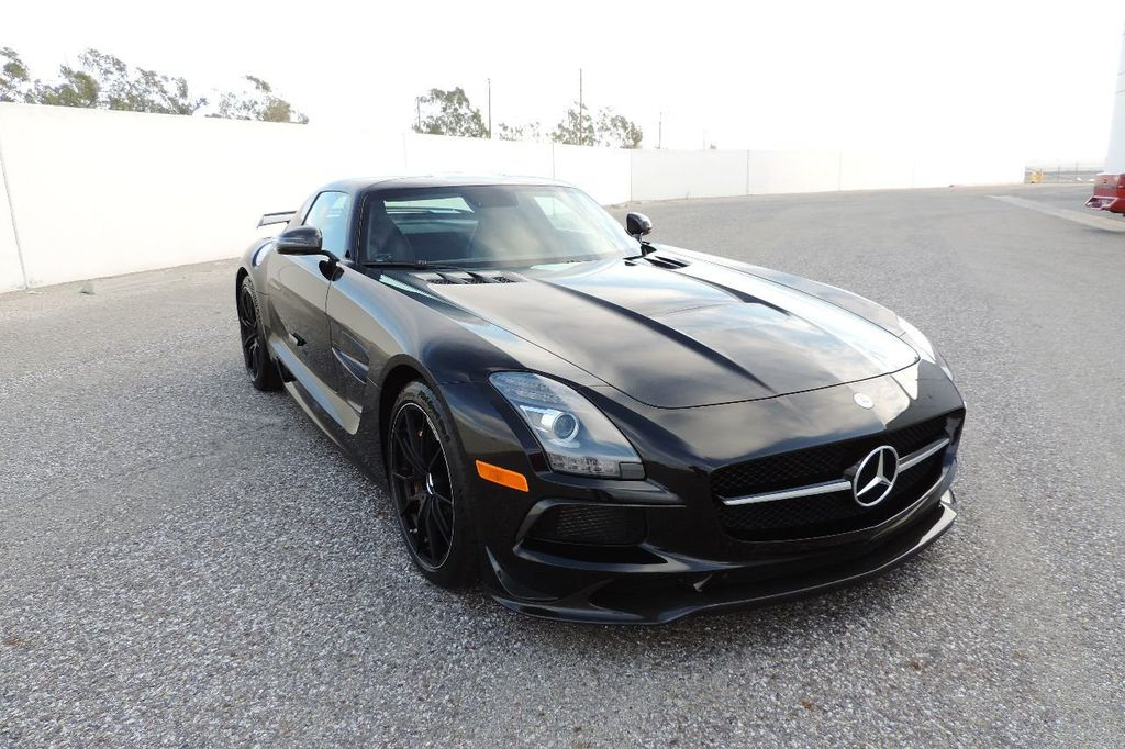 2014 Mercedes-Benz SLS AMG Black Series 2dr Coupe SLS AMG Black Series Coupe - WDDRJ7HA5EA010928 - 6