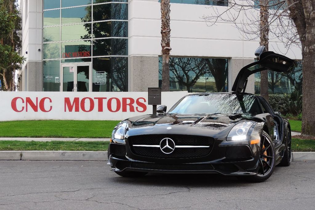 2014 Mercedes-Benz SLS AMG Black Series 2dr Coupe SLS AMG Black Series Coupe - WDDRJ7HA5EA010928 - 87