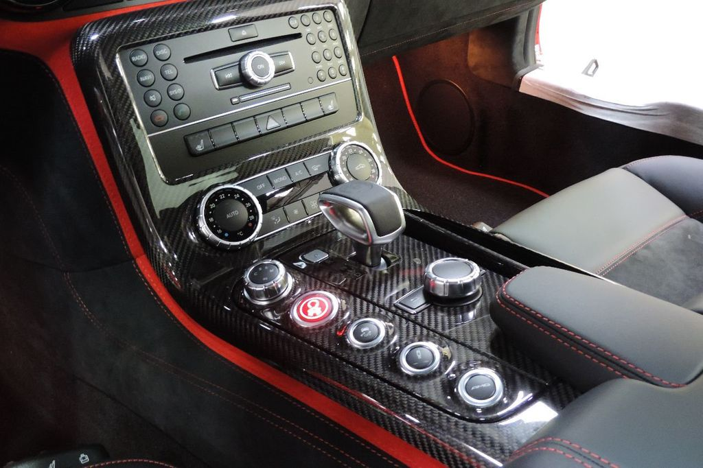 2014 Mercedes-Benz SLS AMG Black Series 2dr Coupe SLS AMG Black Series - 15032389 - 11