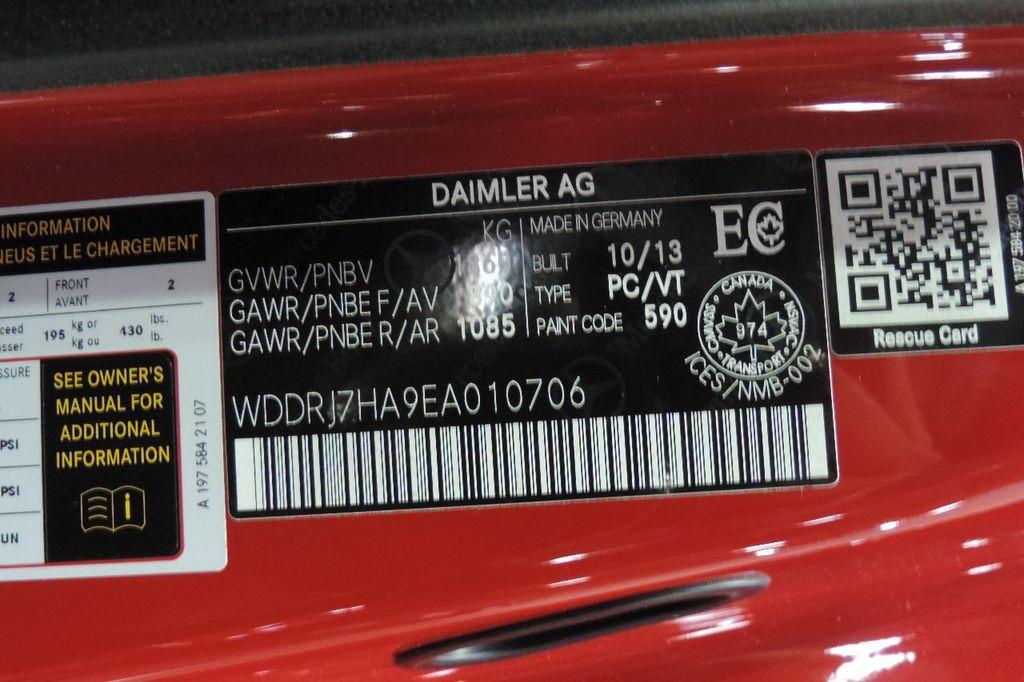 2014 Mercedes-Benz SLS AMG Black Series 2dr Coupe SLS AMG Black Series - 15032389 - 8