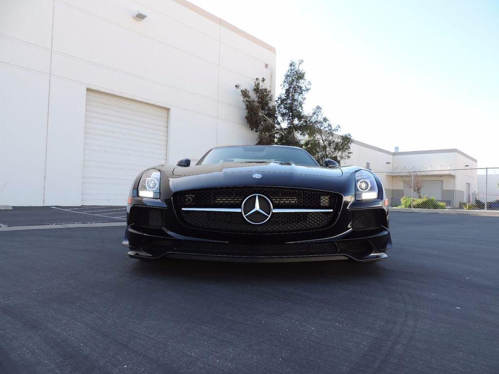 2014 Mercedes-Benz SLS AMG Black Series 2dr Coupe SLS AMG Black Series - 15240368 - 15