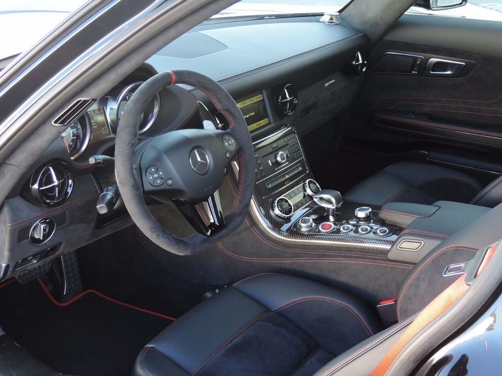 2014 Mercedes-Benz SLS AMG Black Series 2dr Coupe SLS AMG Black Series - 15240368 - 16