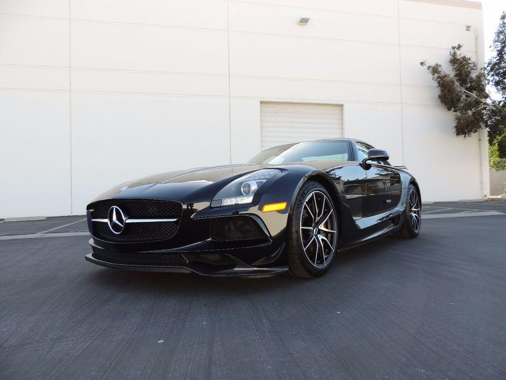 2014 Mercedes-Benz SLS AMG Black Series 2dr Coupe SLS AMG Black Series - 15240368 - 1