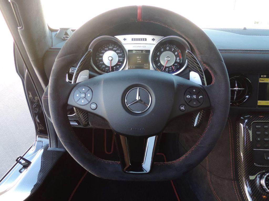 2014 Mercedes-Benz SLS AMG Black Series 2dr Coupe SLS AMG Black Series - 15240368 - 21