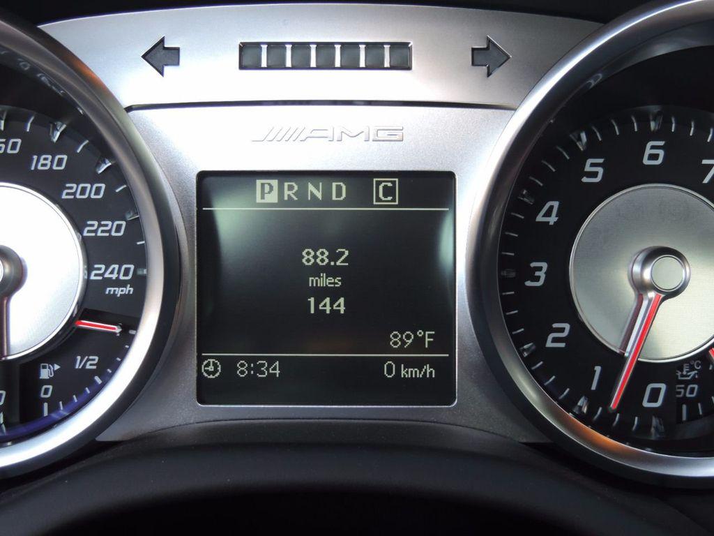 2014 Mercedes-Benz SLS AMG Black Series 2dr Coupe SLS AMG Black Series - 15240368 - 23
