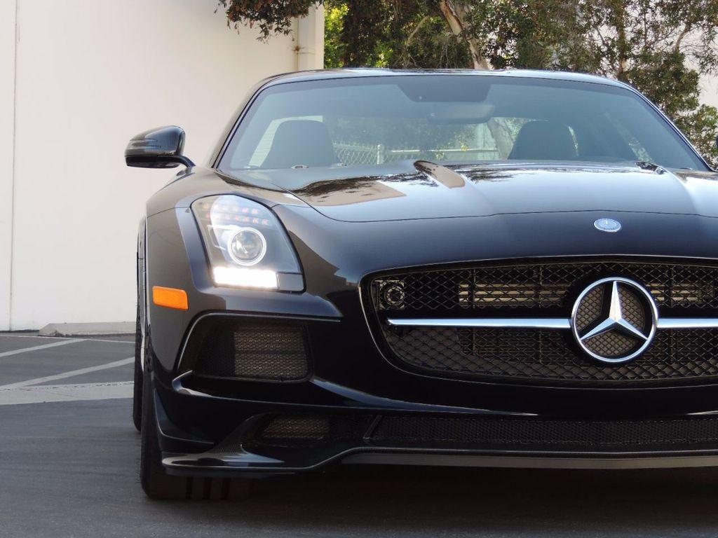 2014 Mercedes-Benz SLS AMG Black Series 2dr Coupe SLS AMG Black Series - 15240368 - 35