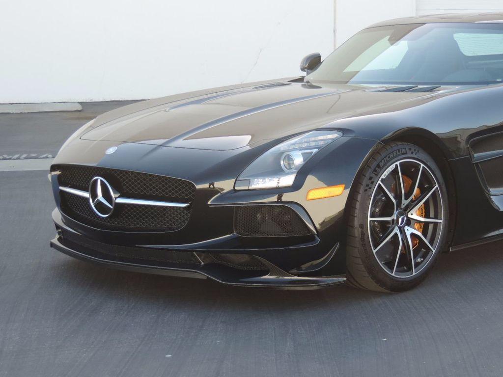 2014 Mercedes-Benz SLS AMG Black Series 2dr Coupe SLS AMG Black Series - 15240368 - 37