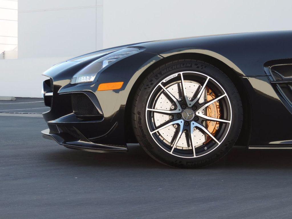 2014 Mercedes-Benz SLS AMG Black Series 2dr Coupe SLS AMG Black Series - 15240368 - 38