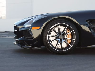 2014 Mercedes-Benz  2dr Coupe SLS AMG Black Series - Click to see full-size photo viewer