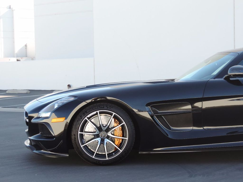 2014 Mercedes-Benz SLS AMG Black Series 2dr Coupe SLS AMG Black Series - 15240368 - 39