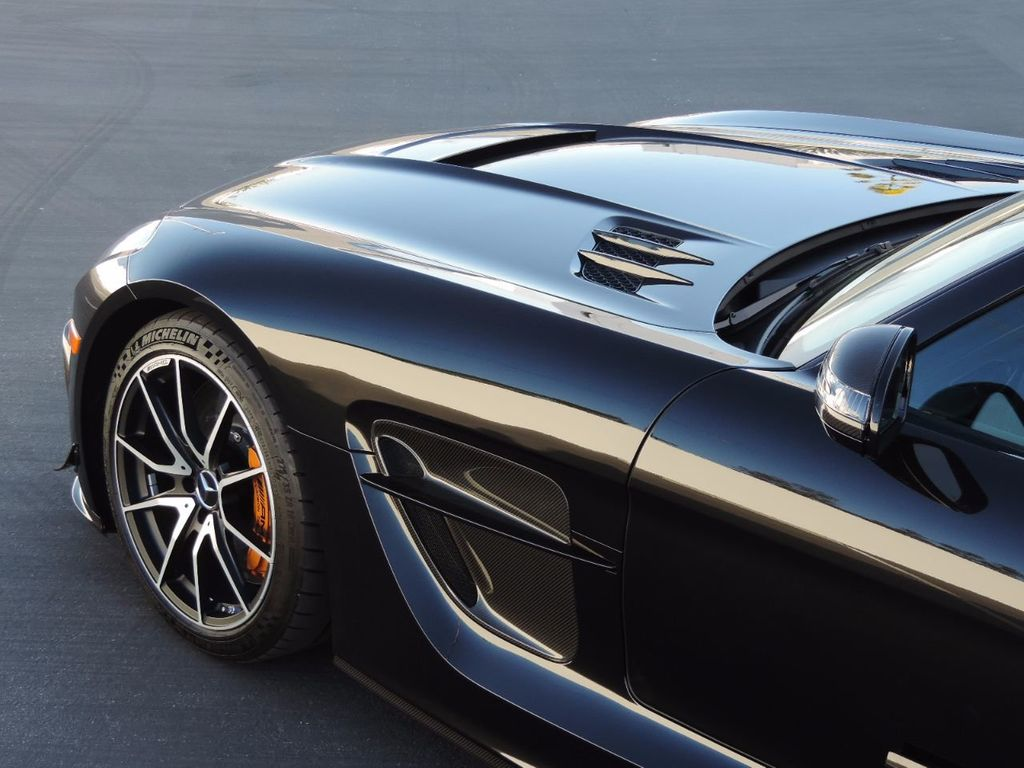 2014 Mercedes-Benz SLS AMG Black Series 2dr Coupe SLS AMG Black Series - 15240368 - 42