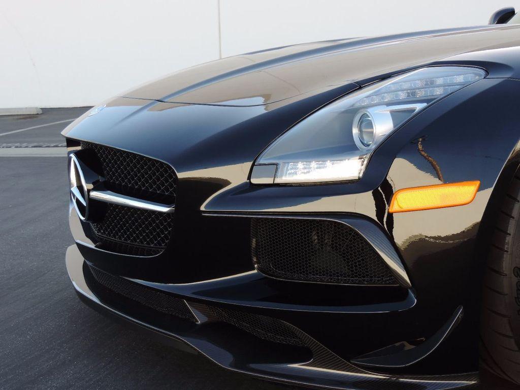 2014 Mercedes-Benz SLS AMG Black Series 2dr Coupe SLS AMG Black Series - 15240368 - 45