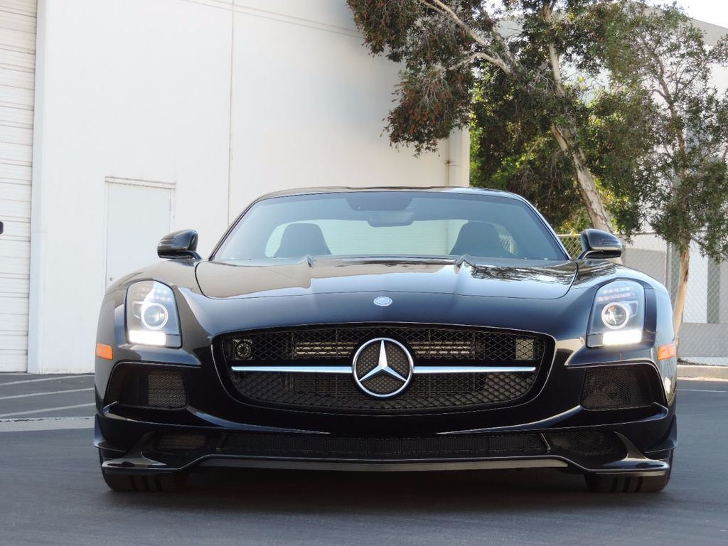 2014 Mercedes-Benz SLS AMG Black Series 2dr Coupe SLS AMG Black Series - 15240368 - 48