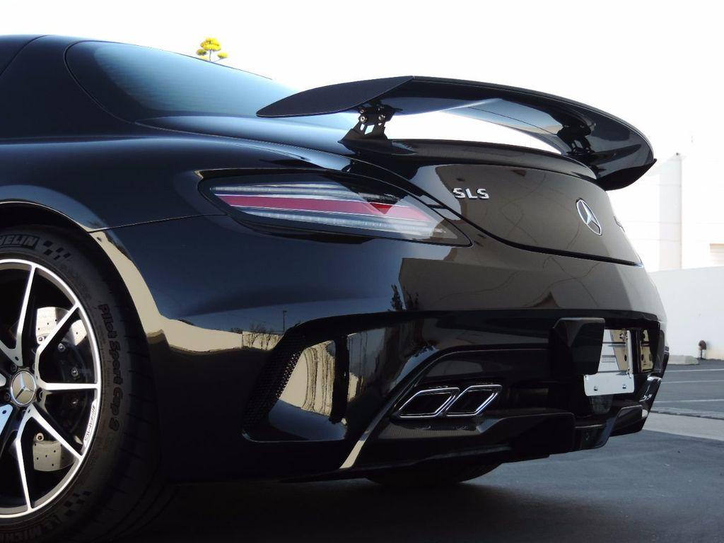 2014 Mercedes-Benz SLS AMG Black Series 2dr Coupe SLS AMG Black Series - 15240368 - 51