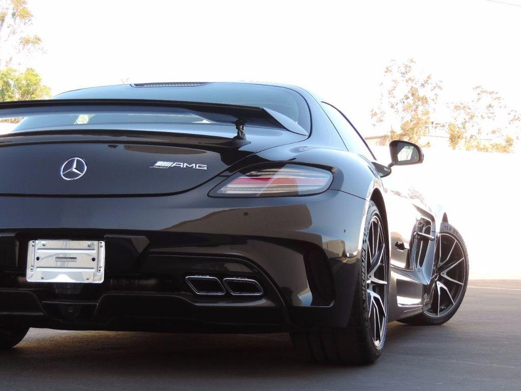 2014 Mercedes-Benz SLS AMG Black Series 2dr Coupe SLS AMG Black Series - 15240368 - 60