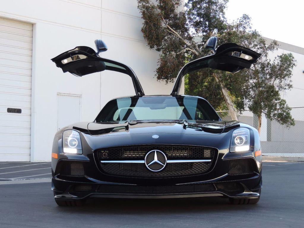2014 Mercedes-Benz SLS AMG Black Series 2dr Coupe SLS AMG Black Series - 15240368 - 62