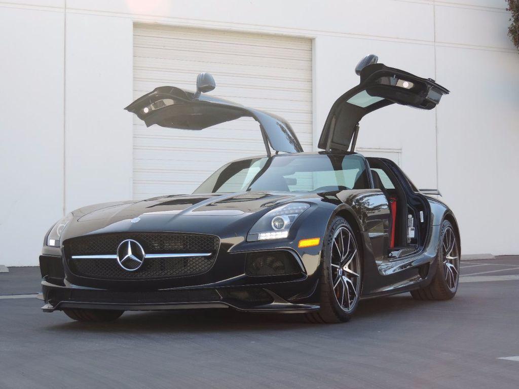 2014 Mercedes-Benz SLS AMG Black Series 2dr Coupe SLS AMG Black Series - 15240368 - 63