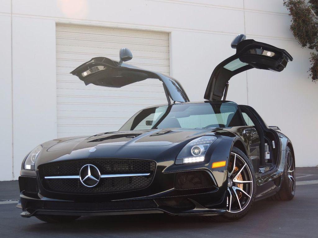 2014 Mercedes-Benz SLS AMG Black Series 2dr Coupe SLS AMG Black Series - 15240368 - 65
