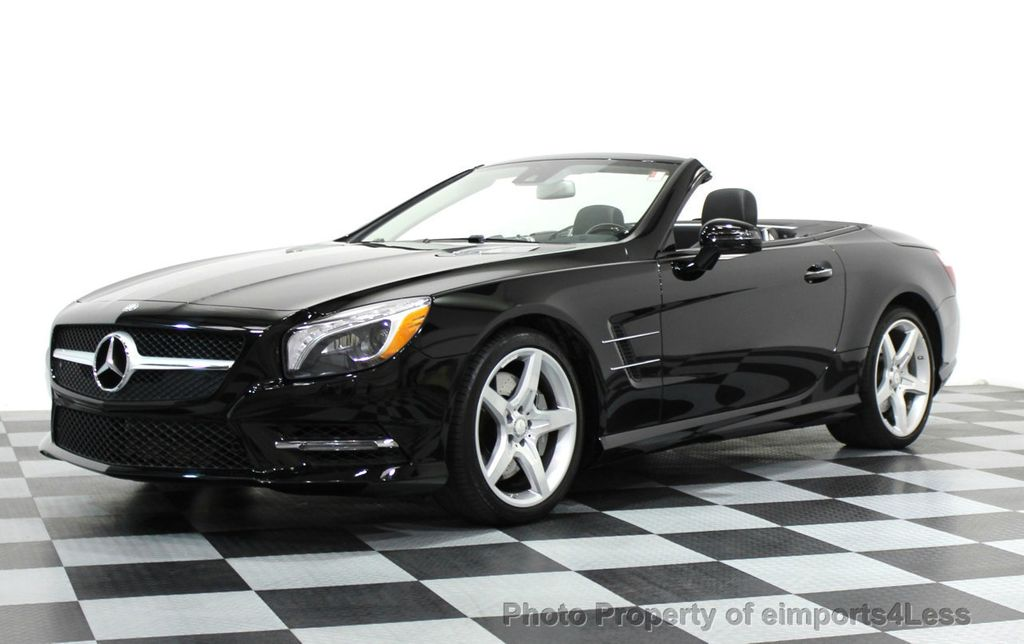 2014 used mercedes benz certified sl550 amg sport. Black Bedroom Furniture Sets. Home Design Ideas