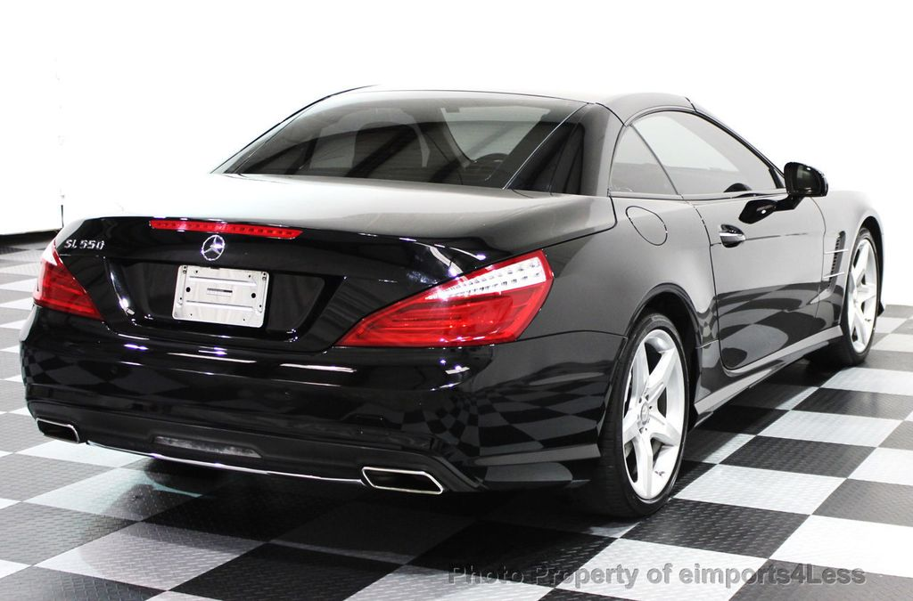2014 used mercedes benz certified sl550 amg sport for Certified mercedes benz