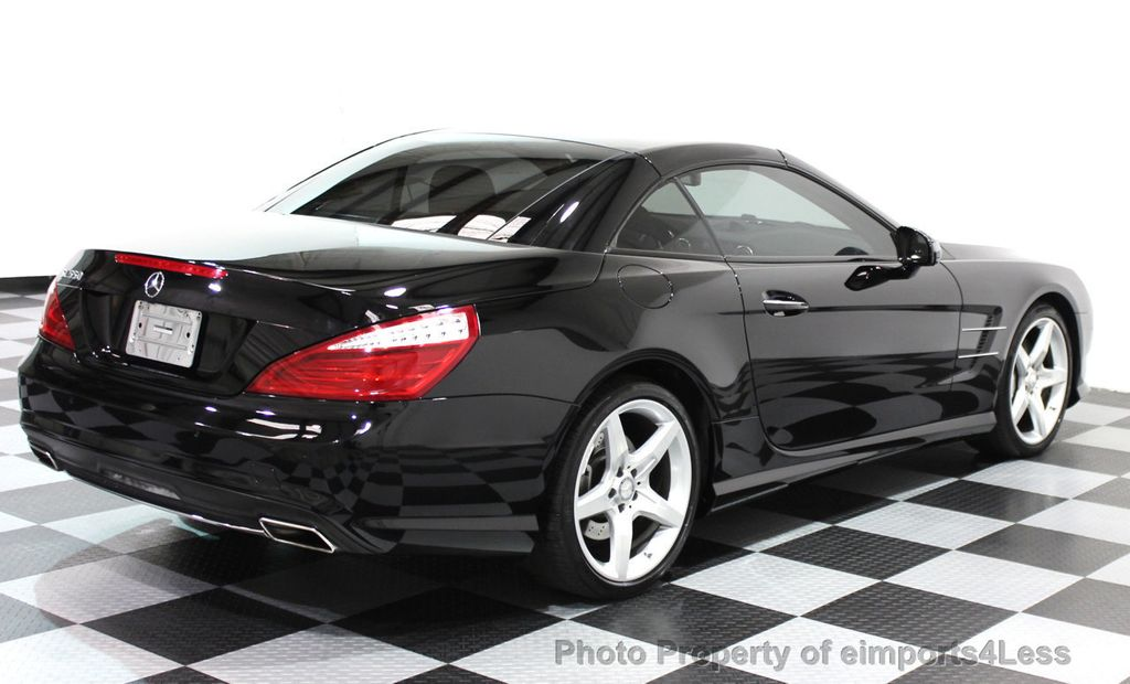2014 used mercedes benz certified sl550 amg sport for Approved mercedes benz used cars