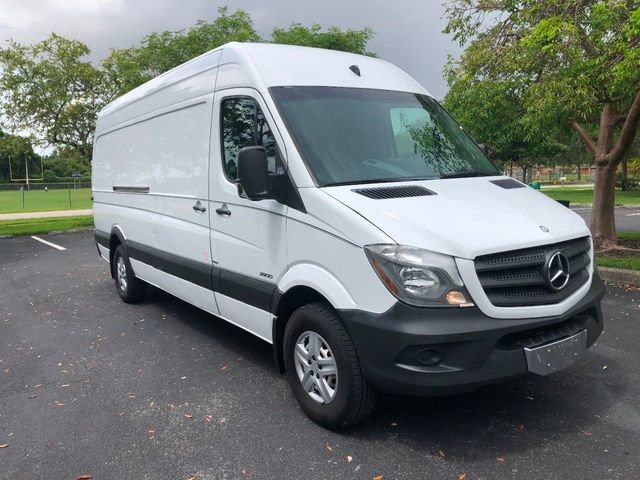 2014 Mercedes-Benz Sprinter Cargo Vans  - Click to see full-size photo viewer