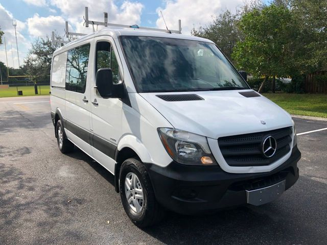 """2014 Mercedes-Benz Sprinter Cargo Vans 2500 144"""" - Click to see full-size photo viewer"""
