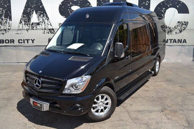 Used Sprinter Van For Sale >> 2014 Mercedes Benz Sprinter Passenger Vans Mercedes Benz Sprinter Custom Limousine Van For Sale Fontana Ca 124 995 Motorcar Com