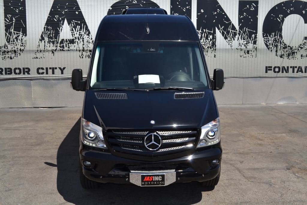 2014 Mercedes-Benz Sprinter Passenger Vans Mercedes-Benz Sprinter Custom Limousine  - 17652281 - 1