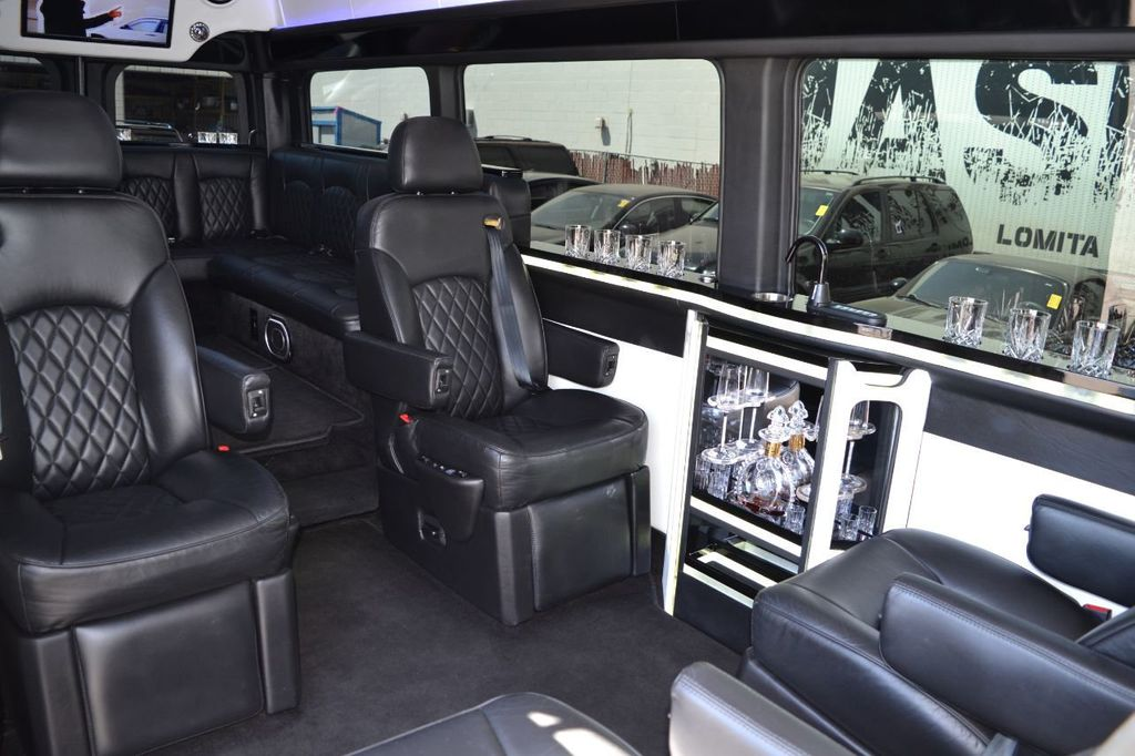 2014 Mercedes-Benz Sprinter Passenger Vans Mercedes-Benz Sprinter Custom Limousine  - 17652281 - 19