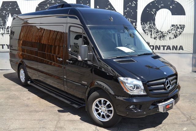 Used Sprinter Van For Sale >> 2014 Used Mercedes Benz Sprinter Passenger Vans Mercedes Benz Sprinter Custom Limousine At Jim S Auto Sales Serving Harbor City Ca Iid 17652281