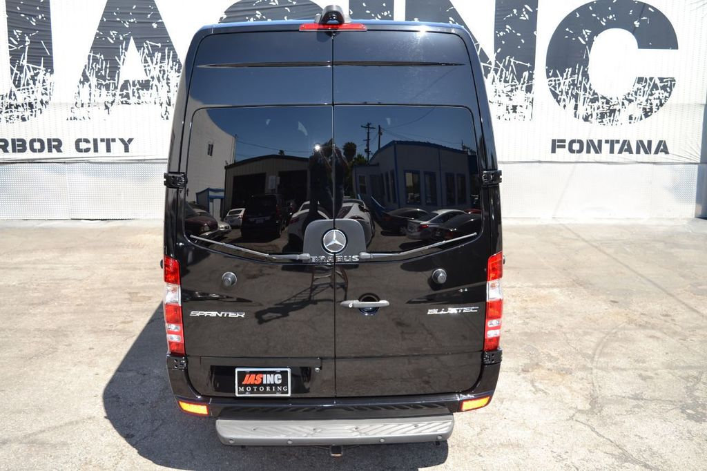 2014 Mercedes-Benz Sprinter Passenger Vans Mercedes-Benz Sprinter Custom Limousine  - 17652281 - 4