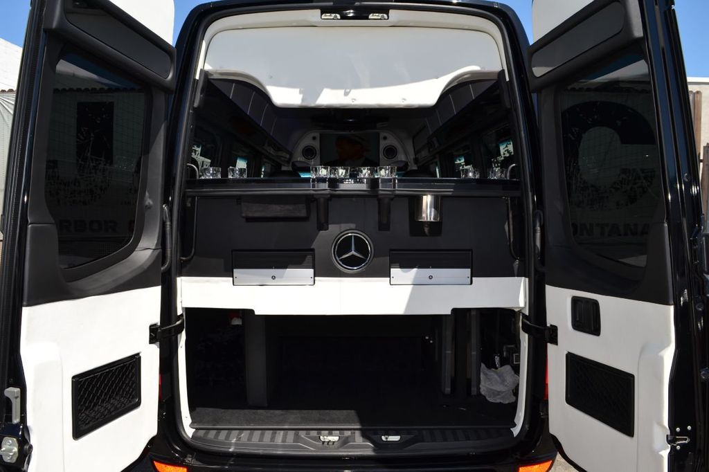 2014 Mercedes-Benz Sprinter Passenger Vans Mercedes-Benz Sprinter Custom Limousine  - 17652281 - 8