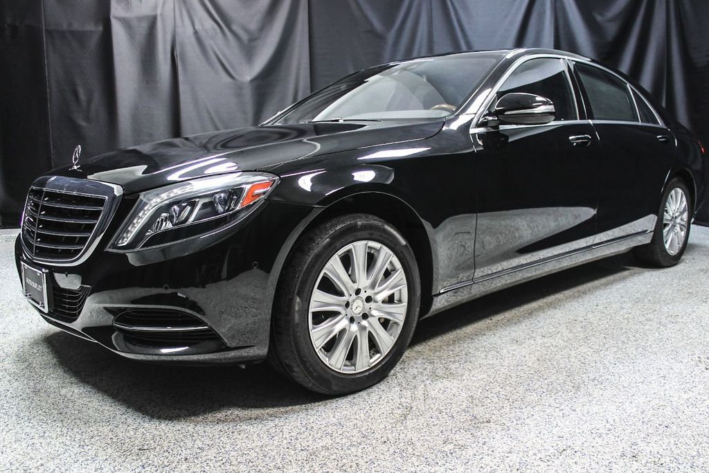 2014 Mercedes Benz S Class 4dr Sedan S550 4MATIC   16143718   0