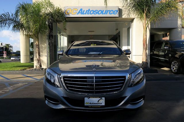 2014 Mercedes-Benz S-Class 4dr Sedan S 550 RWD - Click to see full-size photo viewer