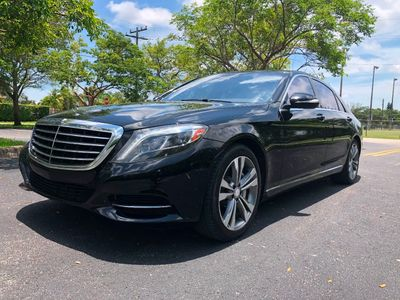 2014 Mercedes-Benz S-Class 4dr Sedan S 550 RWD