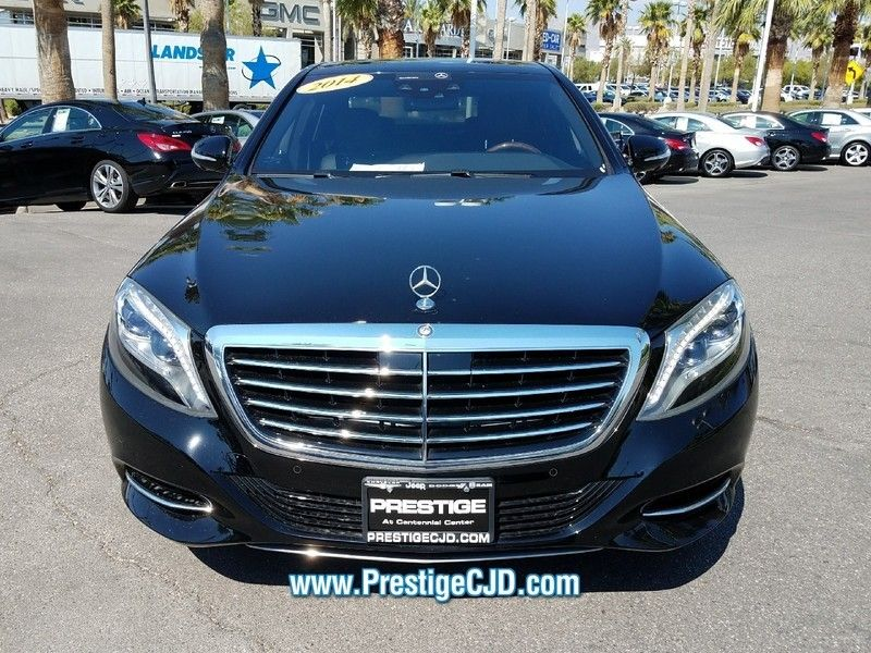 2014 Mercedes-Benz S-Class 4dr Sedan S 550 RWD - 16730566 - 1