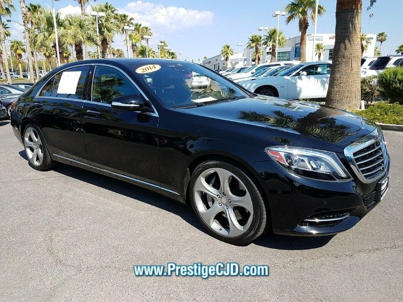 2014 Mercedes-Benz S-Class 4dr Sedan S 550 RWD - 16730566 - 2