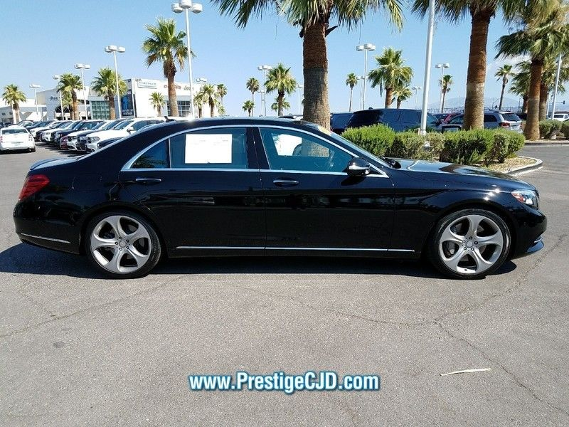 2014 Mercedes-Benz S-Class 4dr Sedan S 550 RWD - 16730566 - 3