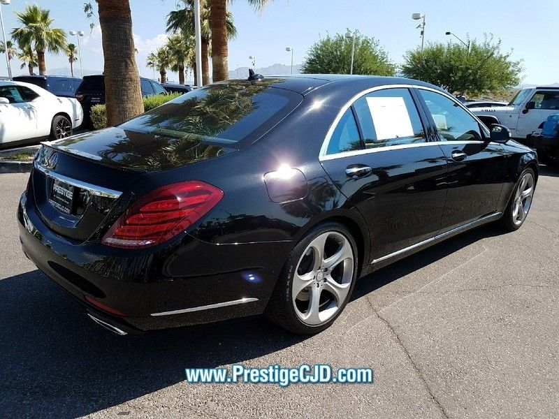 2014 Mercedes-Benz S-Class 4dr Sedan S 550 RWD - 16730566 - 4