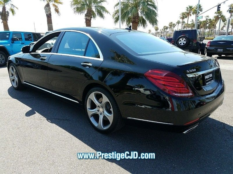 2014 Mercedes-Benz S-Class 4dr Sedan S 550 RWD - 16730566 - 6