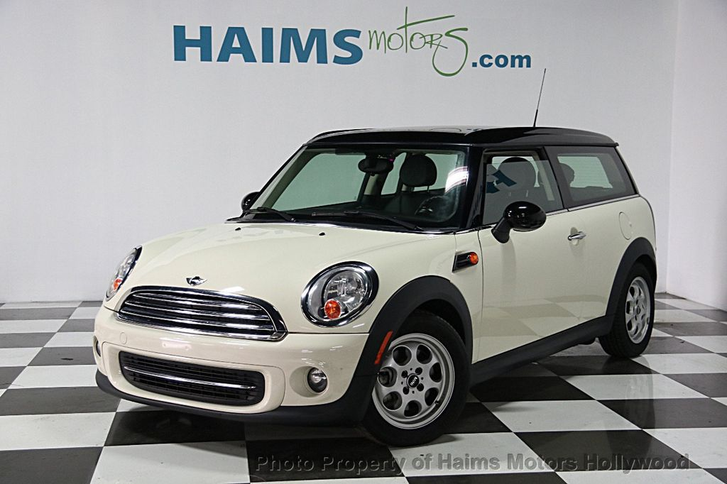 2014 Used MINI Cooper Clubman 2dr Coupe At Haims Motors