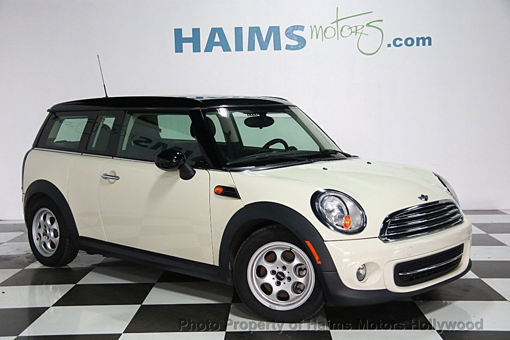 2014 Used MINI Cooper Clubman 2dr Coupe at Haims Motors Serving Fort